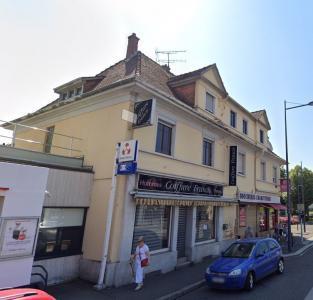 Immeuble à vendre mulhouse 4 pièces 164 m2 haut rhin