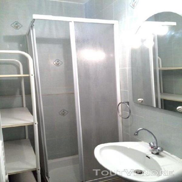 Location studio - 14 m² - st- helier - location immobilier