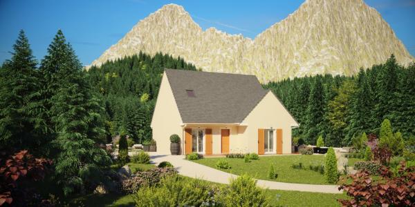 Maison à vendre quimper 6 pièces 109 m2 finistere