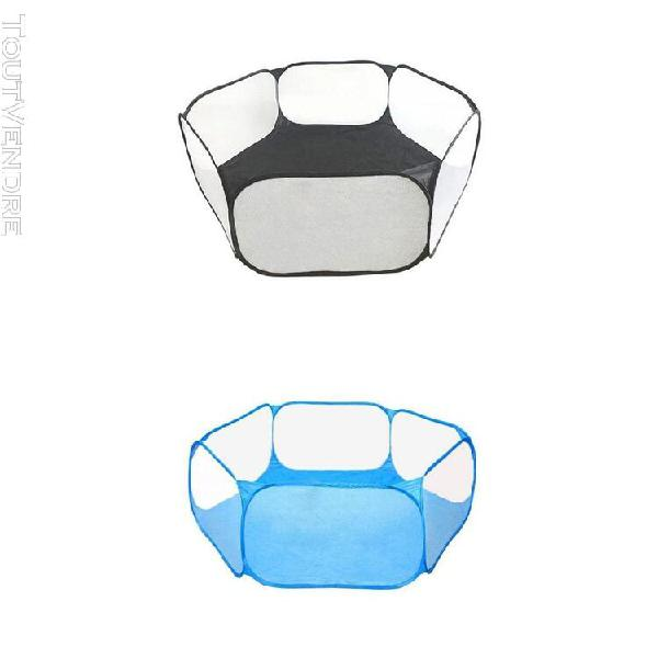Pliable play pen cage hamster lapin cochon d'inde gerbille i