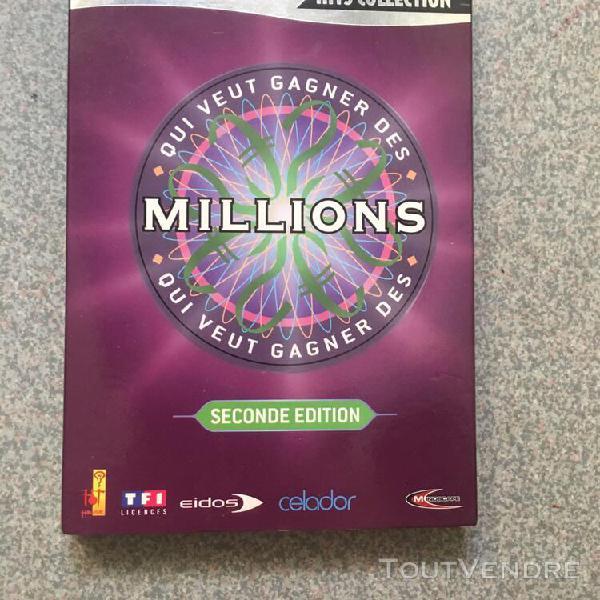 Qui veut gagner des millions seconde edition