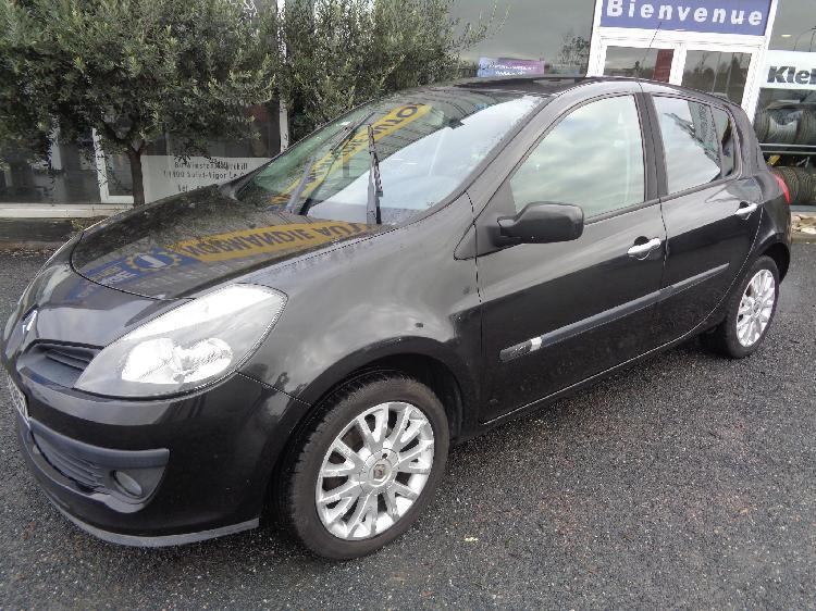 Renault clio 3 diesel saint-vigor-le-grand 14 | 4999 euros
