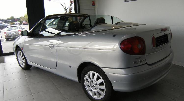 Renault megane cabriolet essence ploermel 56   5900 euros