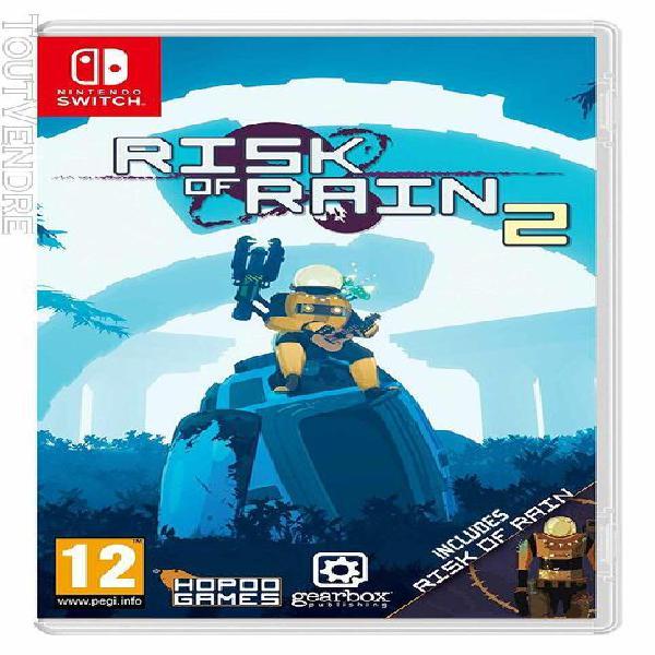 Risk of rain 2 (risk of rain 1 inclus)