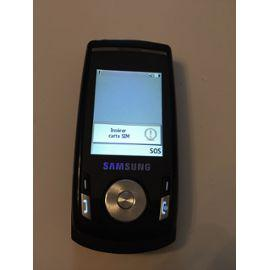 Samsung sgh l770 noir ébène