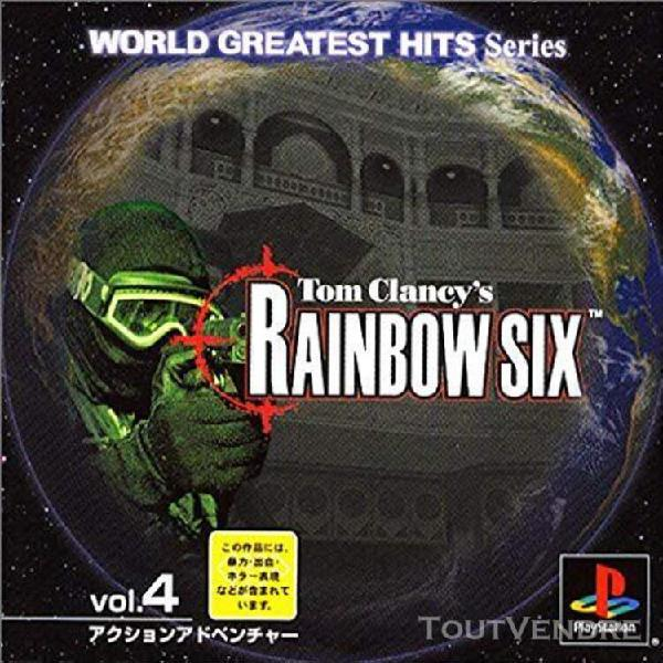 world greatest hits series rainbow six
