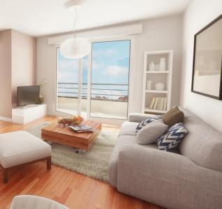 Appartement à vendre toulouse 3 pièces 70 m2 haute garonne