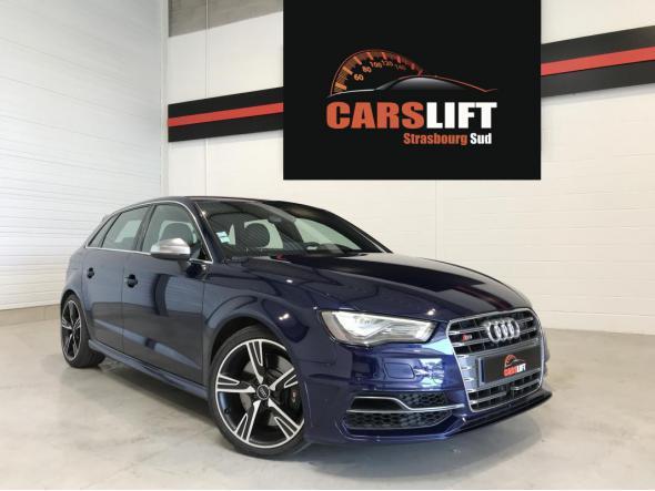 Audi s3 2.0 tfsi 300 s