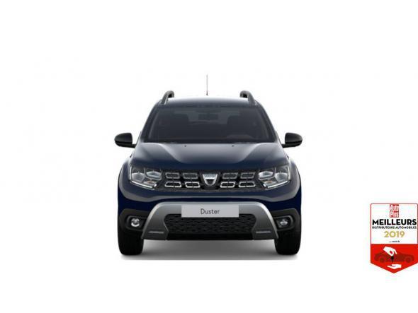 Dacia duster prestige blue dci 115 4x2 + avertisseur d'a