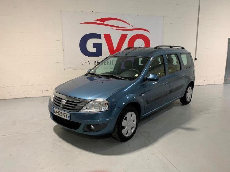 Dacia logan mcv diesel saint-gregoire 35 | 5990 euros 2010