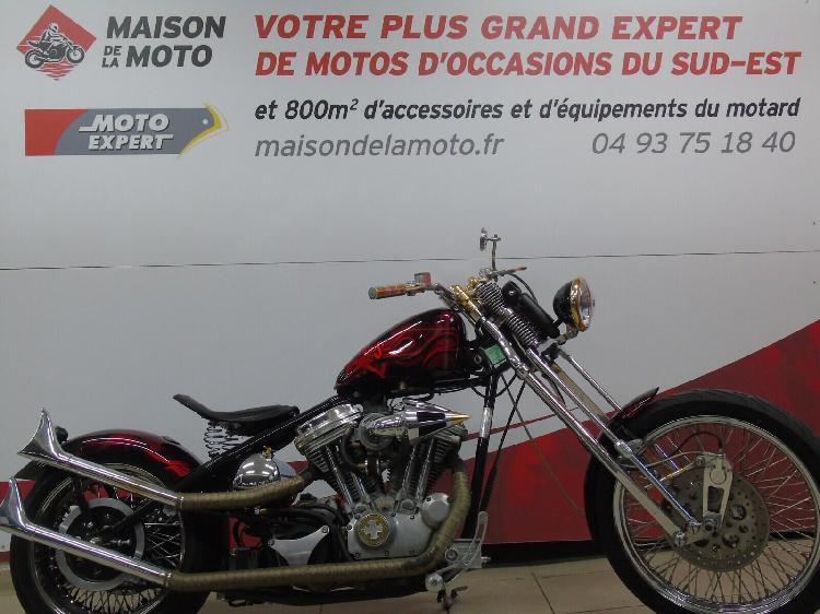 Harley davidson sportster essence mougins 06 | 13690 euros