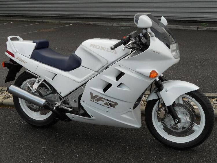 Honda vfr essence anthy sur leman 74 | 5000 euros 1989
