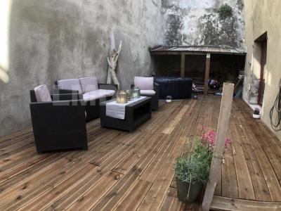 Maison à vendre anduze 4 pièces 80 m2 gard