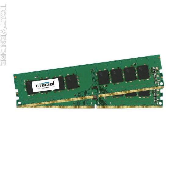 Mémoire ram crucial ct2k4g4dfs8266 module de mémoire 8 go
