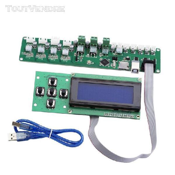 Panneau de contrôle melzi2.0 mega1284p p802m carte mère