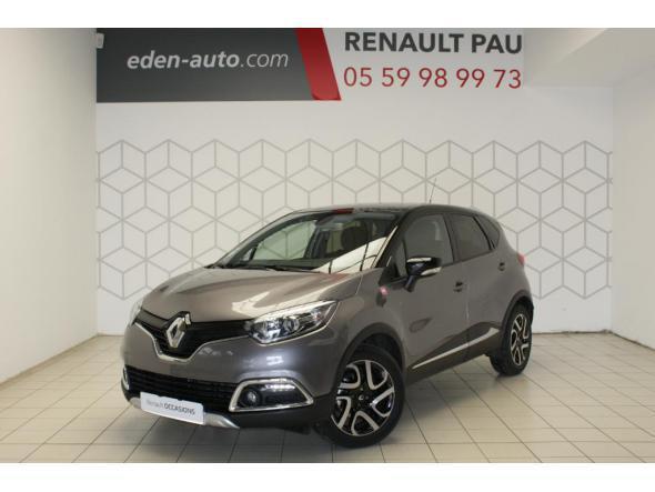 Renault captur tce 120 sl helly hansen edc