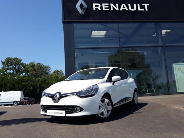 Renault clio iv dci 75 eco2 zen