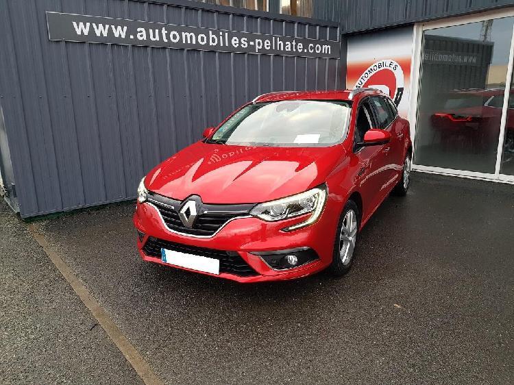 Renault megane 4 estate diesel vitre 35   15800 euros 2018