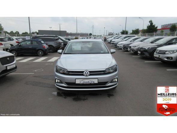 Volkswagen polo confortline 1.0 tsi 95 s et bvm5 + parkpilot