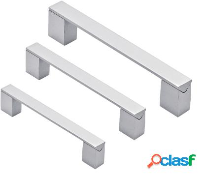 Zinox mh-700 poignée carrée aluminium 148mm