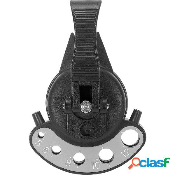 Guide de perçage à ventouse bosch 5-12mm