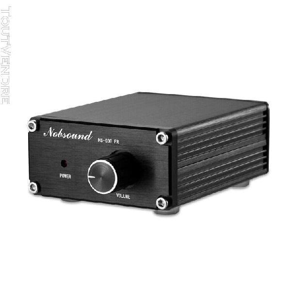 Amplificateurs nobsound 100w mono amplificateur de puissance