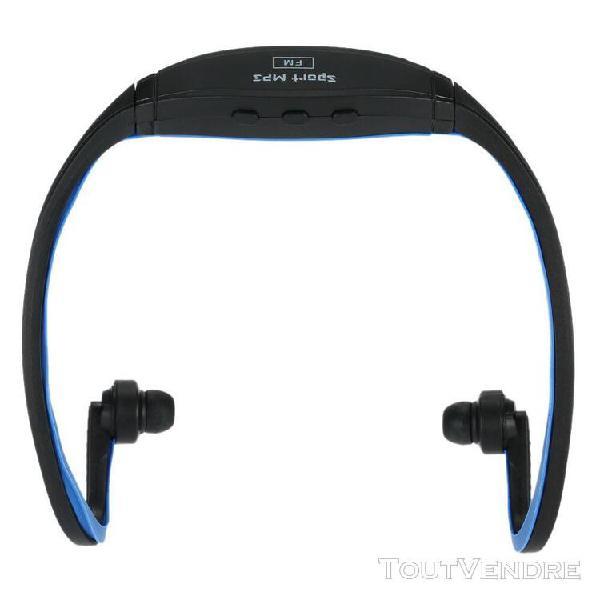 Compact digital music player bicanal sports mp3 avec fonctio