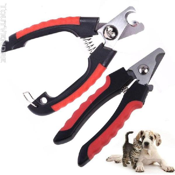 Coupe-ongles professionnel pour chiens chats chien? chiot? a