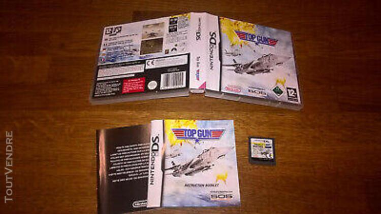 Top gun vf [complet] ds, 3ds & 2ds