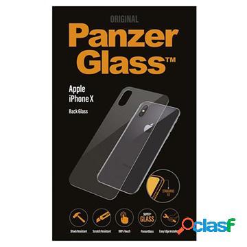 Protecteur arrière iphone x / iphone xs panzerglass - transparent