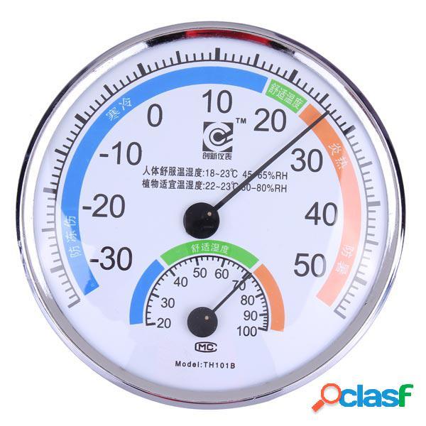 Thermomètre hygromètre mètre météo pour laboratoire de bureaux extérieurs intérieurs