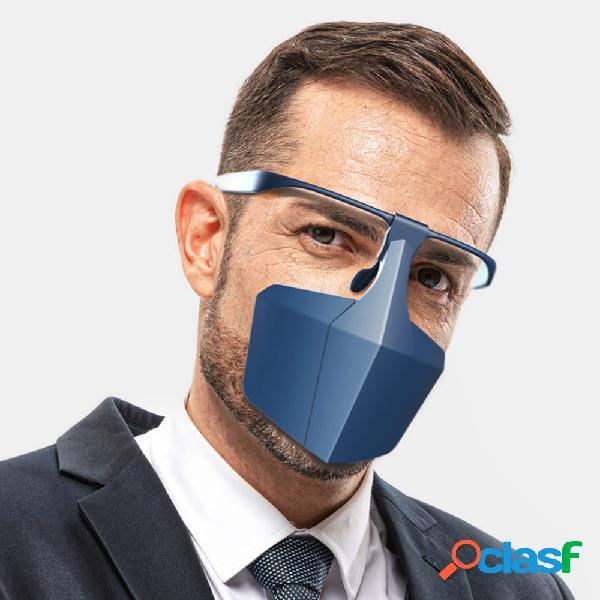 Masques d'isolation de protection du visage masques anti-buée anti-éclaboussures