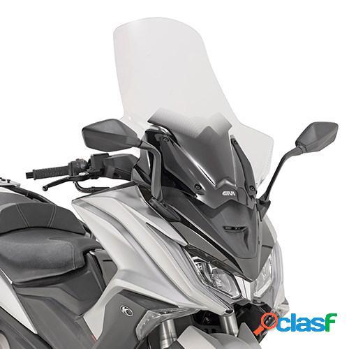 GIVI Bulle surélevé transparent ST, moto et scooter, D6110ST