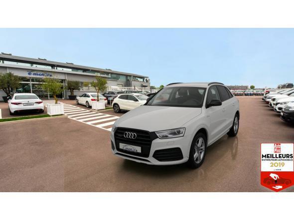 Audi q3 2.0 tdi 150 ch s tronic 7 quattro