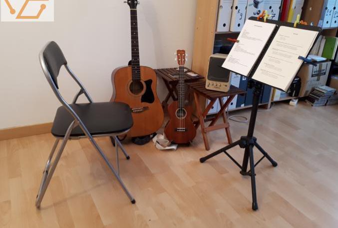 Cours de guitare et de ukulélé