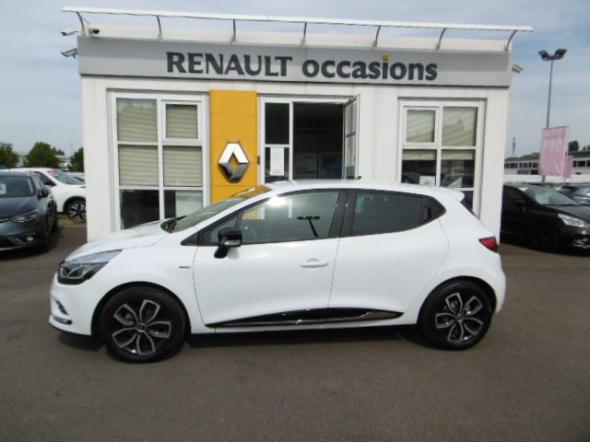 Renault clio iv tce 75 e6c limited