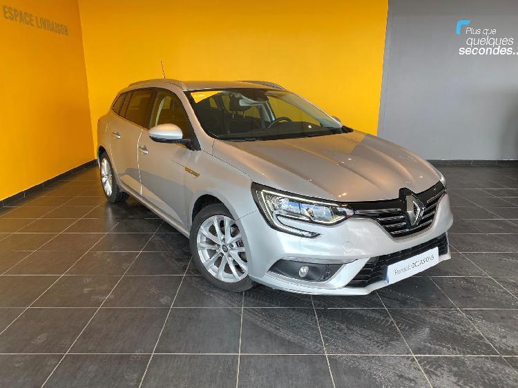 Renault megane 4 estate diesel dole 39   13990 euros 2017