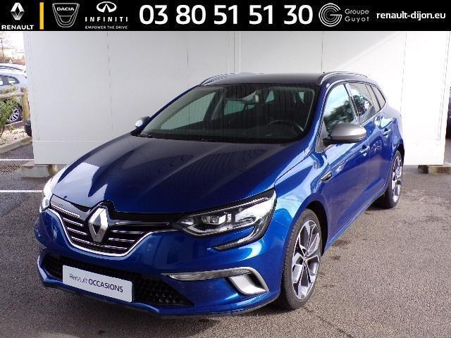 Renault megane 4 estate essence dijon 21   18990 euros 2018