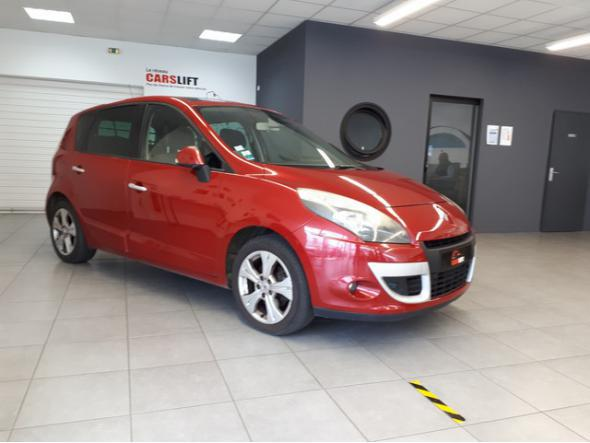 Renault scénic 3 initiale 1.5 dci 110 ch