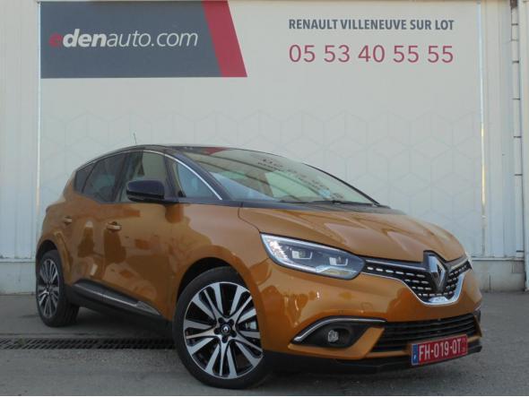 Renault scénic iv blue dci 150 edc initiale paris