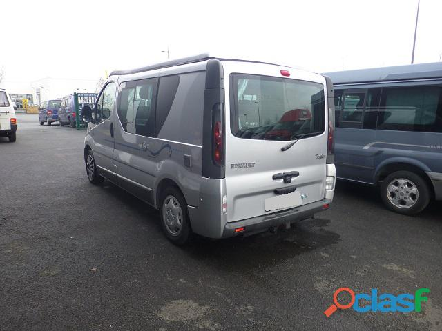 RENAULT Trafic Adria 1.9 DCi 5 places, 5 couchages   2006