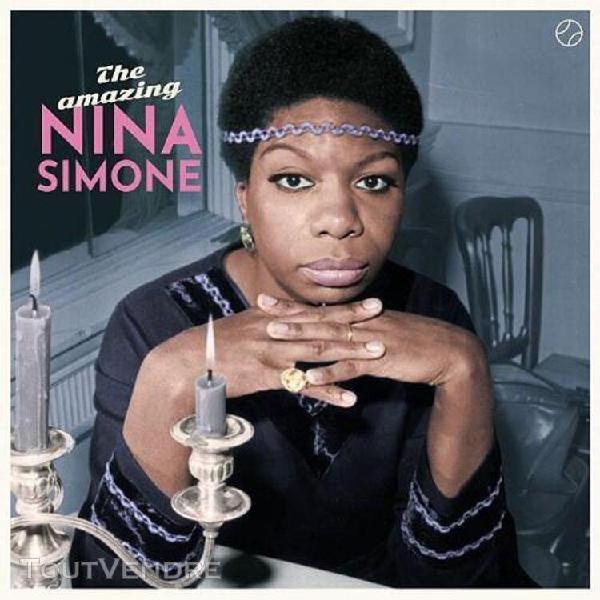 The amazing nina simone - vinyle 33t