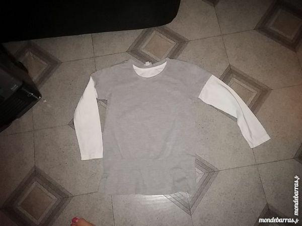 Robe gris/blanc occasion, villeurbanne (69100)