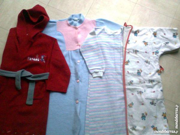 Robes de chambre, chemise de nuit,.. zoe occasion, martigues