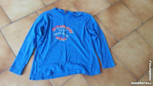 Tee shirt manches longues occasion, tracy-sur-loire (58150)