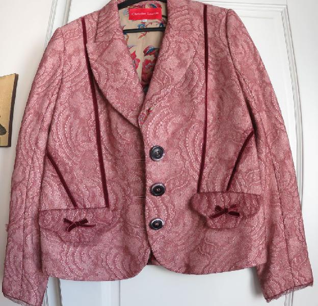 Veste femme couture vintage christian lacroix occasion,