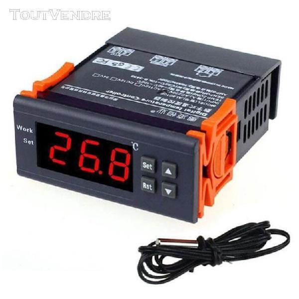 220v lcd microordinateur régulateur de température