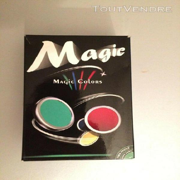 Boîte tour de magie magic