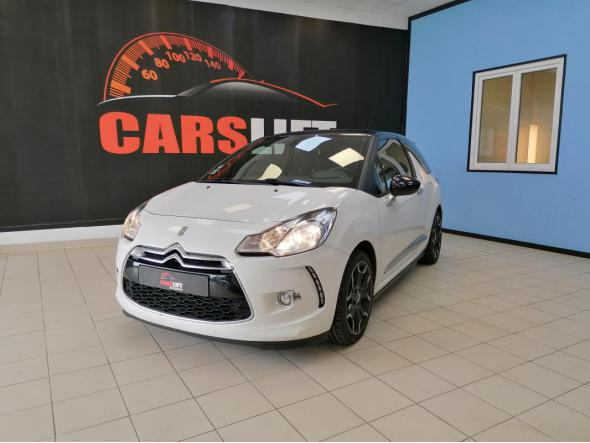Citroën ds3 sport chic phase 2 1.6 bluehdi 120
