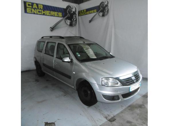 Dacia logan mcv dci 85 eco2 prestige 5p